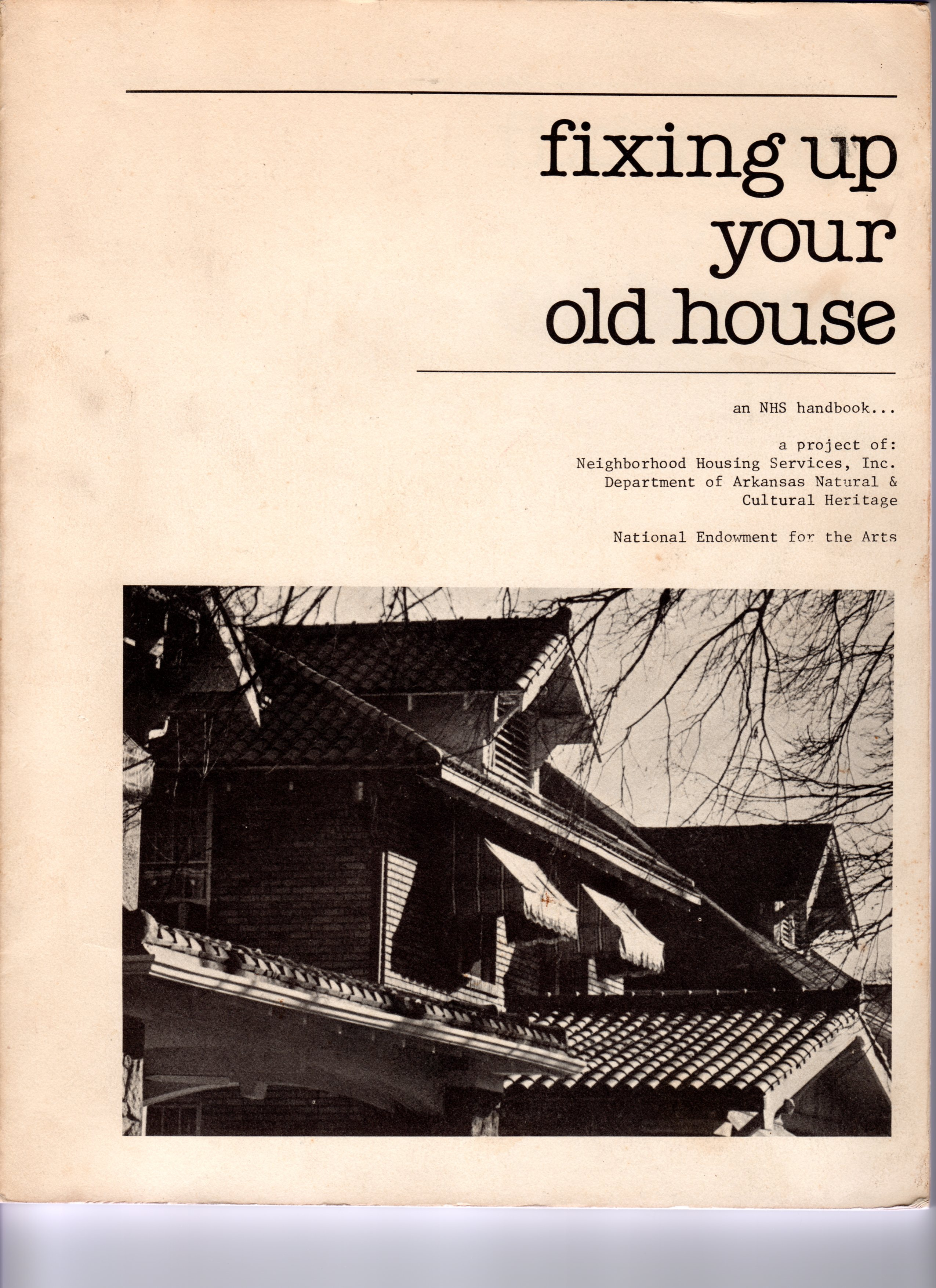 Old House cover001