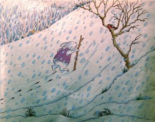 Winterbunny
