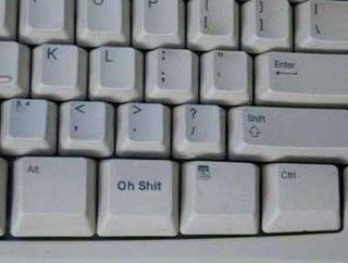 Keyboard merde