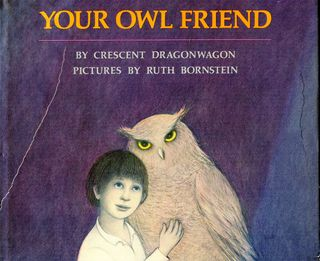 Owl friend cover  040