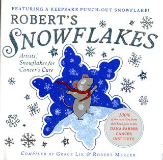 Roberts Snowflakes Cover H048